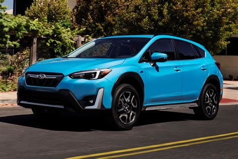 Subaru and its retailers believe in making the world a better place and the subaru love promise is our vision of respecting all people. La Subaru XV Hybrid (Crosstrek) presenta un ligero ...