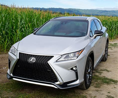 cool lexus rs 350 2016 lexus rx 350 awd suv cool modification autocar pictures