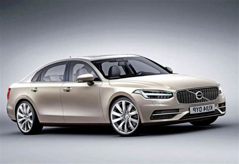 Volvo S90 Photo by Volvo S90 2015