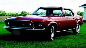 1969 Ford Mustang Grande Coupe | S21 | Des Moines 2009