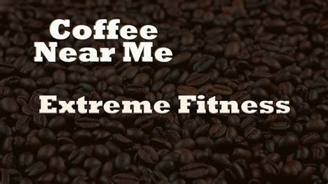 Well you're in luck, because here they come. Extreme Fitness | Coffee Near Me | WKU PBS - YouTube