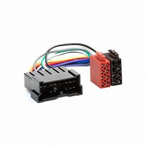 Car Iso Wiring Harness Stereo Adapter Connector For