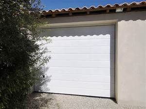 porte de garage woodgrain m blanc 2 atme 13fr With woodgrain porte garage