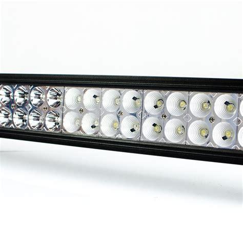 24 034 inch led light bar 120w 12v 24v road 4wd truck