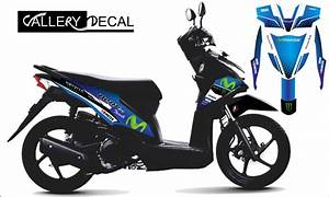 Gallery Decal  Decal Striping Honda Beat Pgm Fi