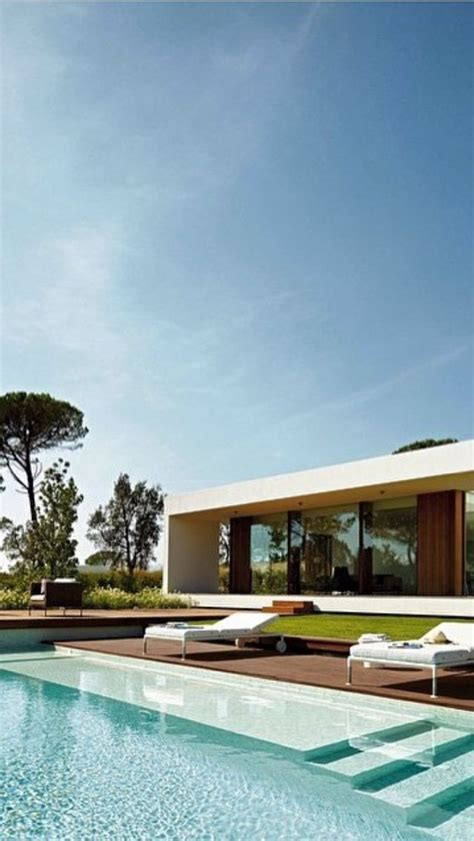 Contemporary Cocoon House by Cocoon Architecture Modern Villa Inspiration Bycocoon