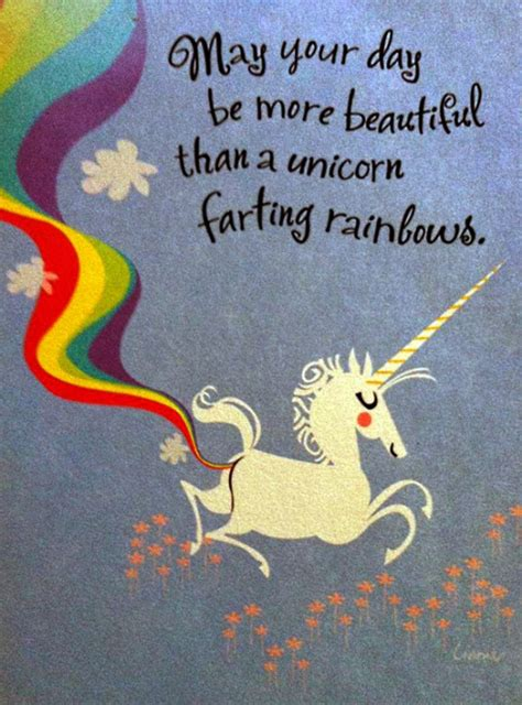 Unicorn Rainbow Meme - unicorn farting rainbows puppylover4002