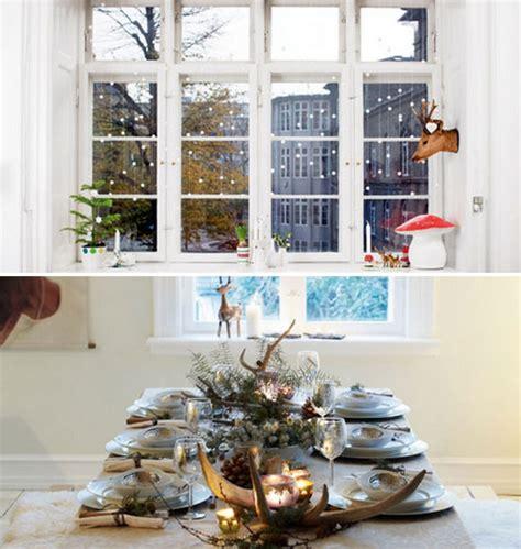 decorate   scandinavian christmas