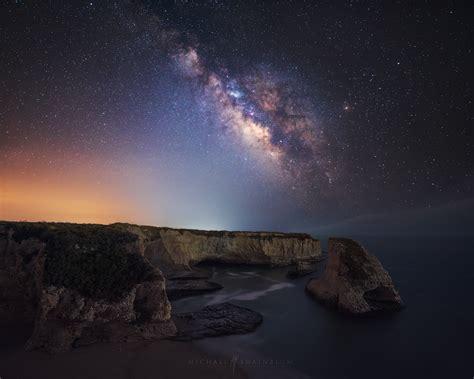 Local Photographer Captures Magical Milky Way Photos