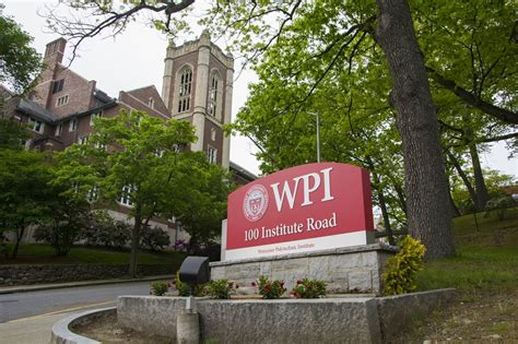 Worcester Polytechnic Institute Receives  Million Gift