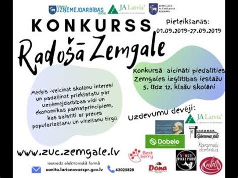 Radošā Zemgale 2019 - YouTube