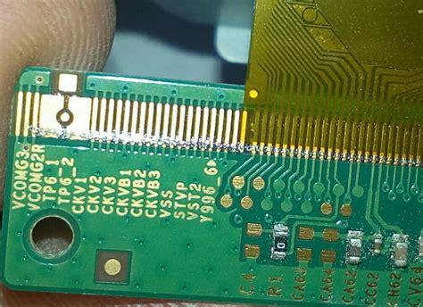 solucionado pantalla con imagen doble samsung un40d5550rf yoreparo