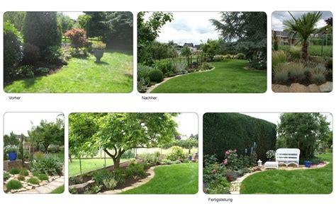 Garten Gestalten Vorher Nachher by Vorher Nachher Gartenplanung Gartengestaltung Aachen