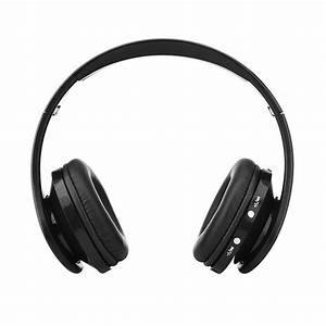 Bluetooth Wireless Headset Stereo Headphone Foldable With
