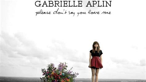 Gabrielle Aplin- Stranger Side