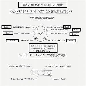 7 Way Semi Trailer Plug Wiring Diagram