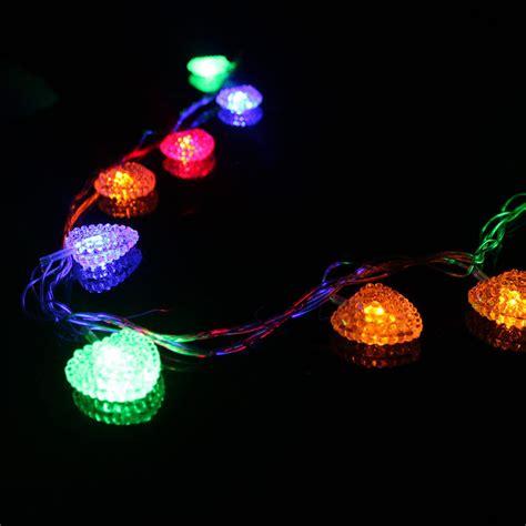 led lantern string light flashing christmas lights