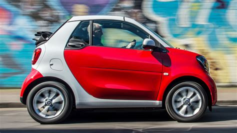 Smart Fortwo Cabrio Passion (2016) Uk Wallpapers And Hd