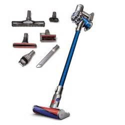 dyson v6 fluffy cordless vacuum cleaner for floors with 7 attachments ebay