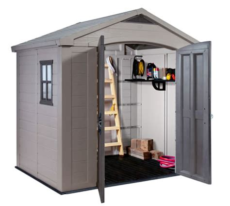Keter 6x8 Storage Shed by Keter Sheds Plastic Storage Shed Kits