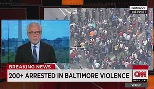 """CNN Breaking News on Twitter: """"Police, crowds gather on ..."""