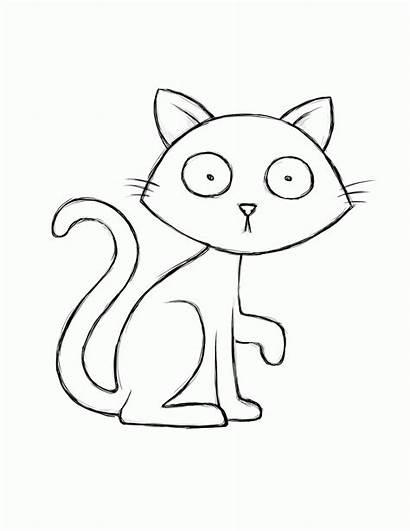 Coloring Cat Halloween Calico Pete Printable Google