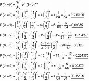 Wahrscheinlichkeitsverteilung Berechnen : l sungen zur binomialverteilung ii mathe brinkmann ~ Themetempest.com Abrechnung