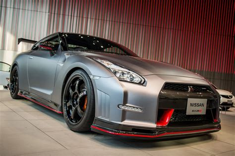 2016 Nissan Gt-r Nismo N-attack Package Set For Sema