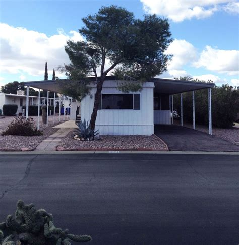 kit lot  desert pueblo mobile homes