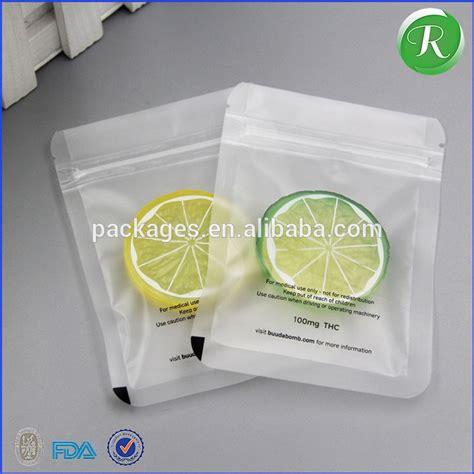 vergin material polythene  biodegradable plastic food
