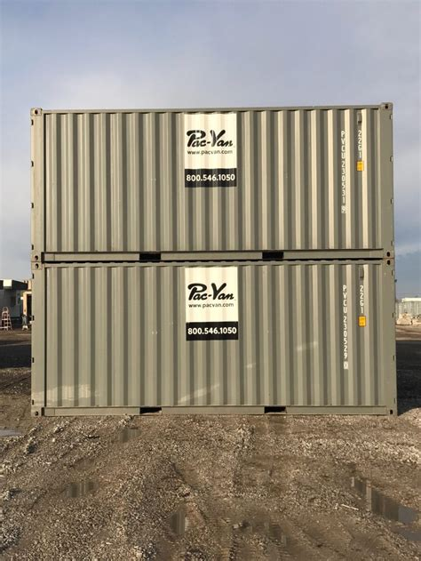 foot shipping container  foot storage container