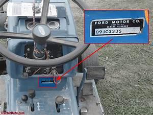 Tractordata Com Ford Lgt