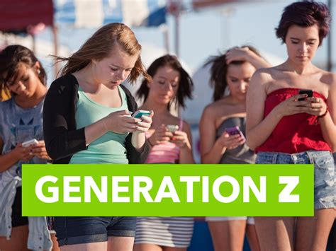 Generation Z Spending Habits  Business Insider
