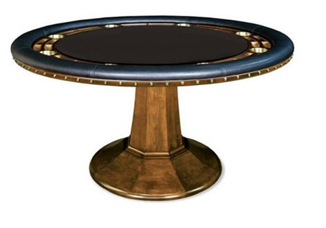 Ten Of The Most Expensive Poker Tables Money Can Buy