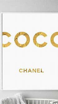 Coco Chanel Gold Logo - LogoDix