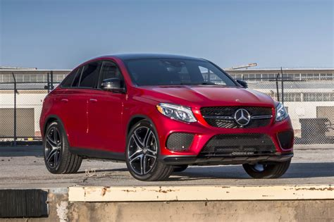 mercedes jeep 2018 2018 mercedes benz gle class coupe suv pricing for sale