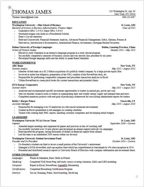 resume service deals