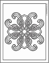 Best Celtic Coloring Pages Ideas And Images On Bing Find What