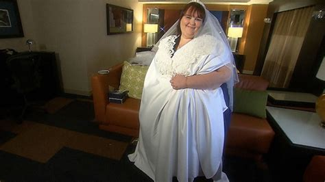 americas  obese bride left   altar  edition