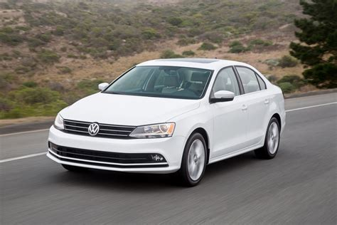 volkswagen jetta 2016 volkswagen jetta vw gas mileage the car connection