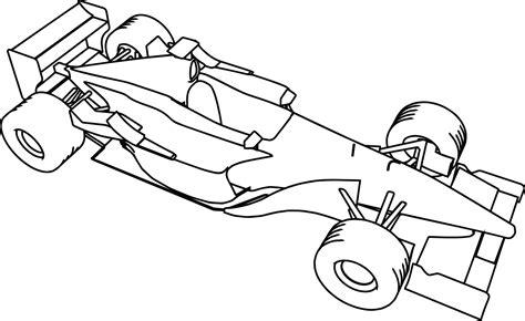 disegni da colorare macchine formula 1 un coniglio pilota di formula 1 disegno da stare e da