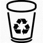 Recycle Bin Trash Icon Transparent Icons Recycling