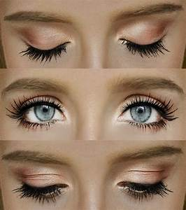 Natural Wedding Makeup Brown Eyes