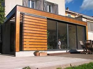 Construire Une Extension En Bois Soi Même : focus sur l 39 agrandissement de maison que dit la loi ~ Premium-room.com Idées de Décoration