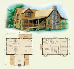 Large Log Home Floor Plans Photo Gallery by Montgomery