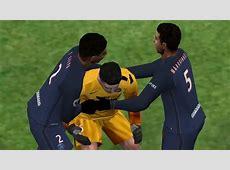 PES 2018 Debut de Neymar PSG vs Real Madrid Penalty