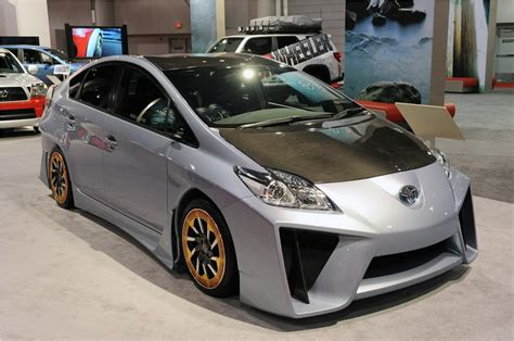 modded cars modified cars toyota prius modified