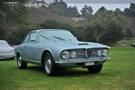 Auction Results And Data For 1963 Alfa Romeo 2600