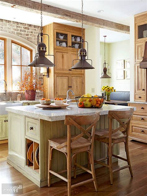 farm kitchen lighting country fixtures light ideas