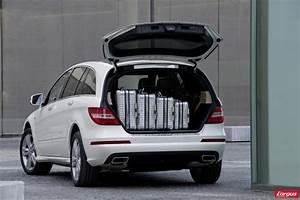Coffre Mercedes Classe A : volume coffre mercedes classe r ~ Gottalentnigeria.com Avis de Voitures